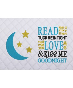 moon and stars with read me a story