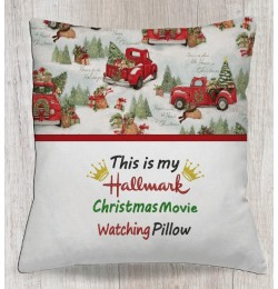 this is my hallmark pillow
