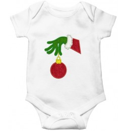 grinch Hand ornament