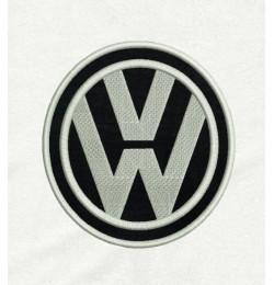 Volkswagen Logo embroidery