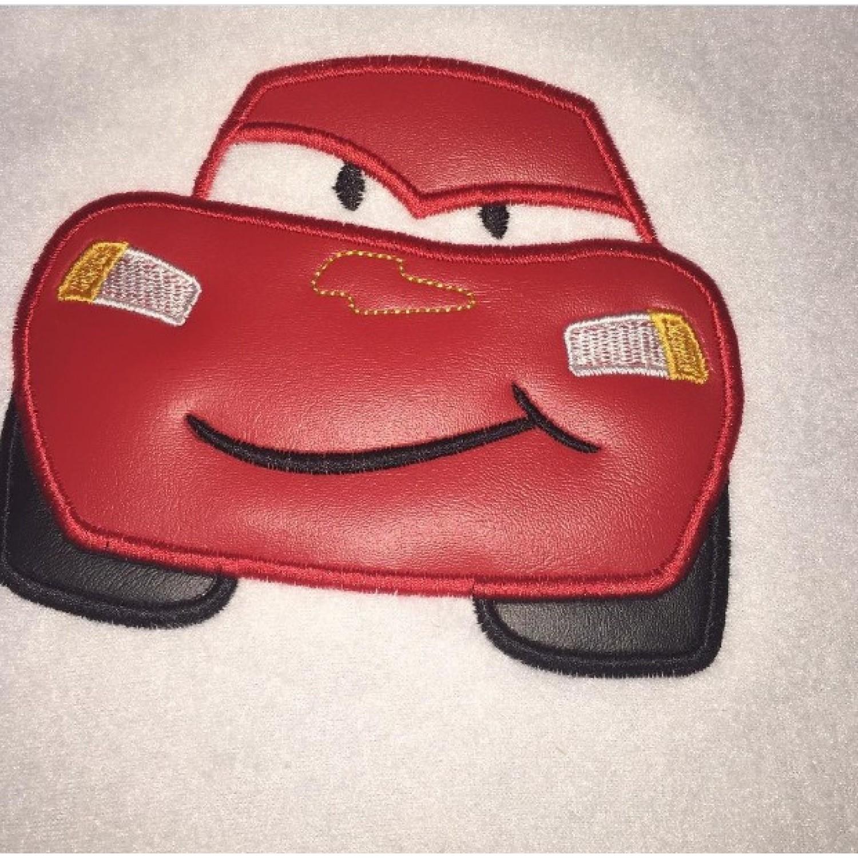 McQueen applique design