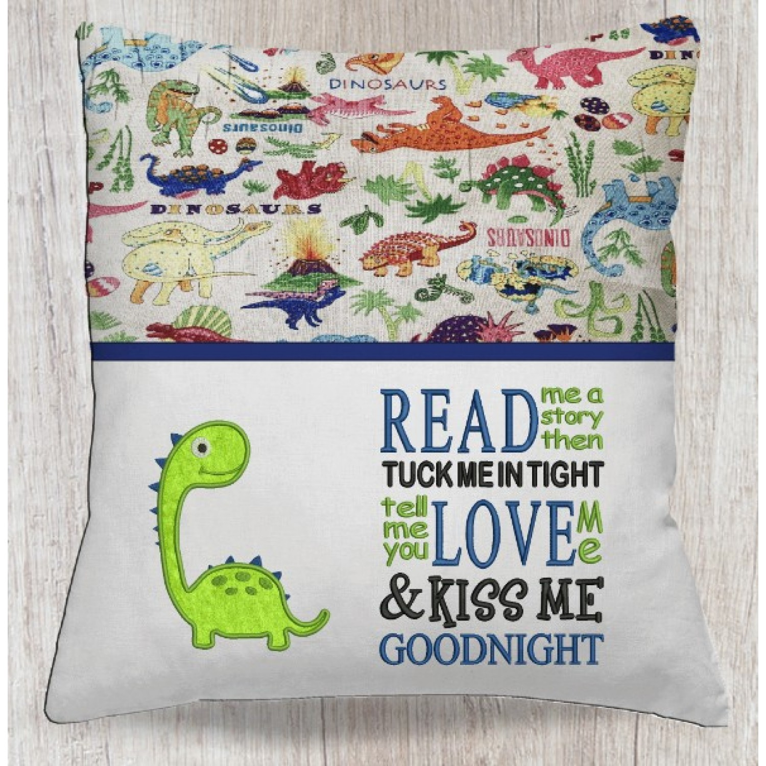 Dinosaur Baby with read me a story