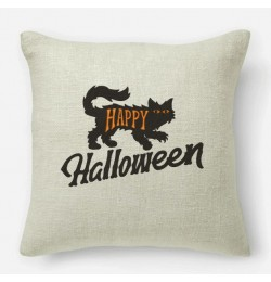 Happy Halloween embroidery