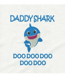 daddy shark doo doo