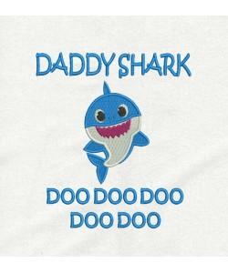 daddy shark doo doo