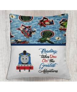 thomas the train with reading takes you