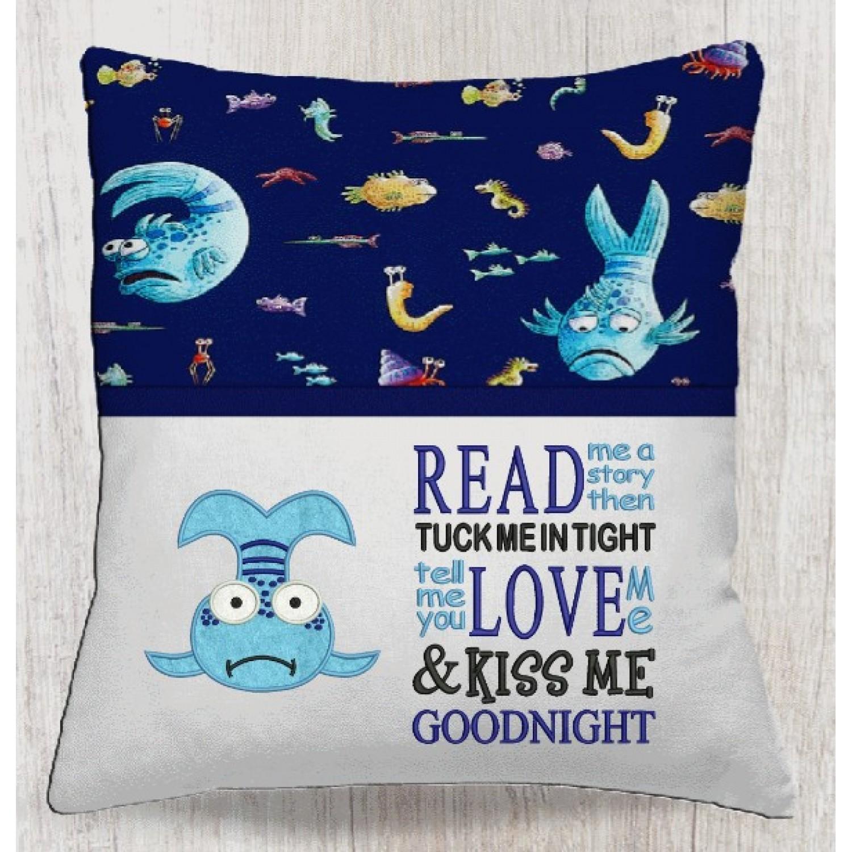 pout pout fish with read me a story