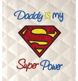 Daddy is My Superpower
