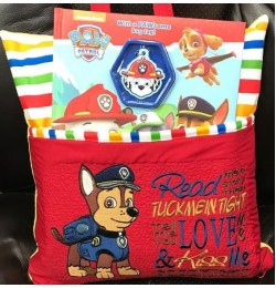 Paw Patrol Chase with read me a story Designs