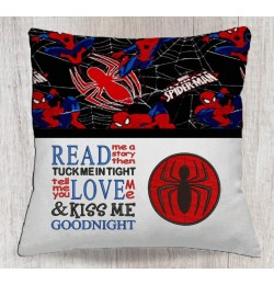 Spiderman Circle with read me a story