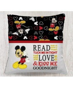 Mickey Mouse with read me a story