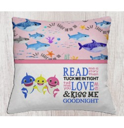 Baby shark with read me a story