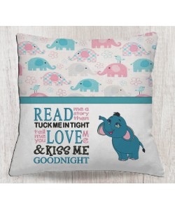 Elephant timest with read me a story