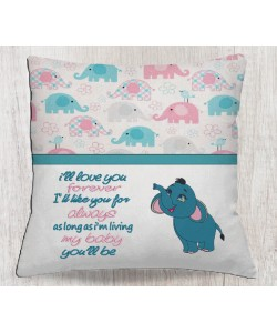 Elephant Timest with I'll love you forever