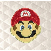 Mario applique