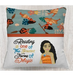 Moana with reading is one of