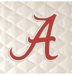 Alabama logo embroidery