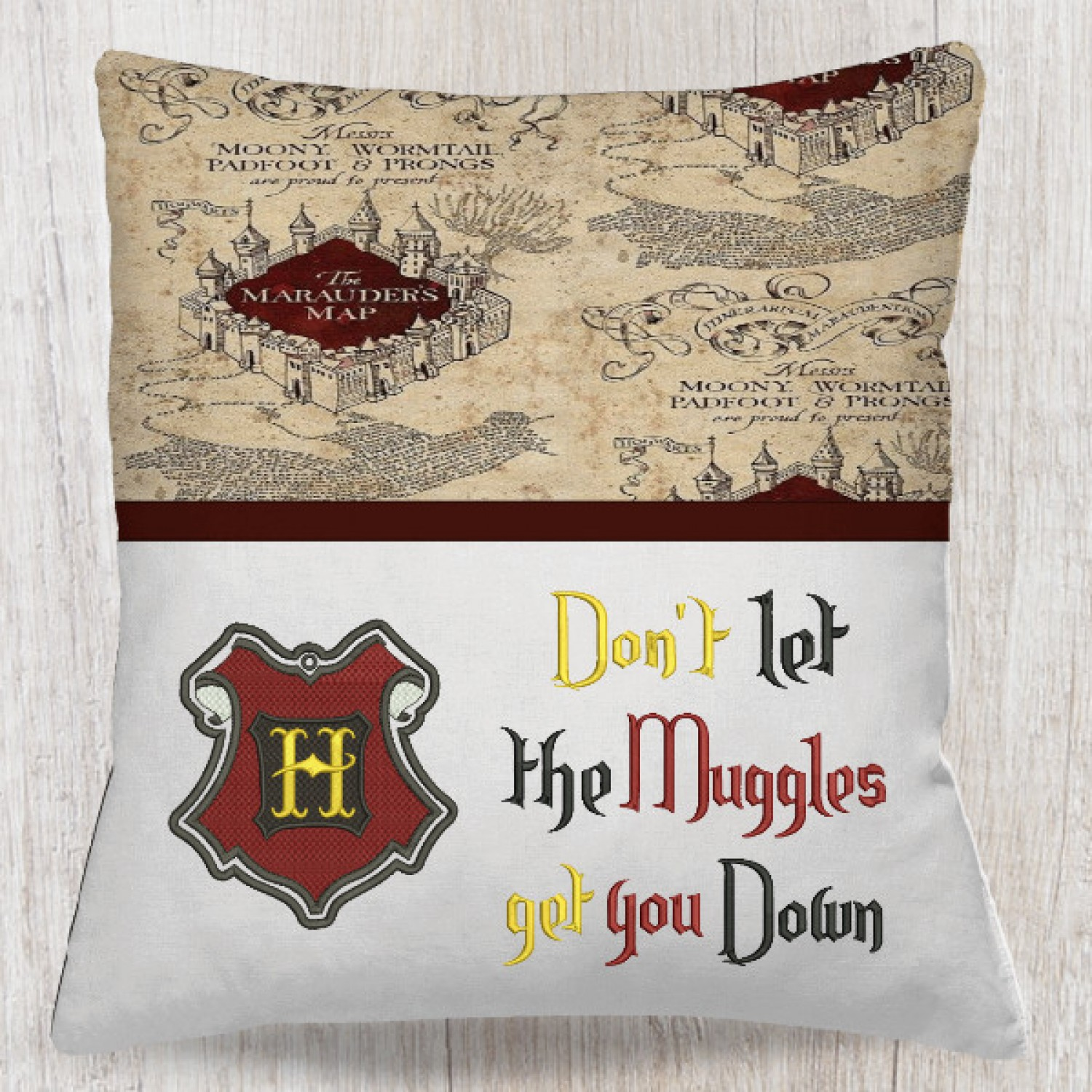Hogwarts with Don't let