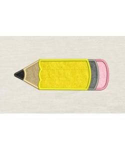 Pencil applique