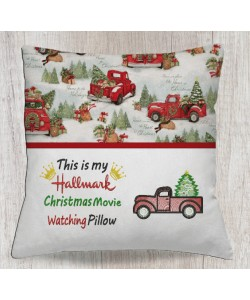 Truck christmas with this is my hallmark