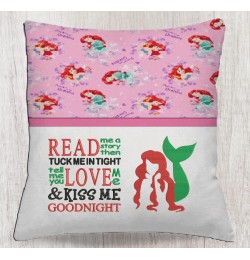 Mermaid with read me a story