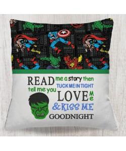 Read me a story hulk
