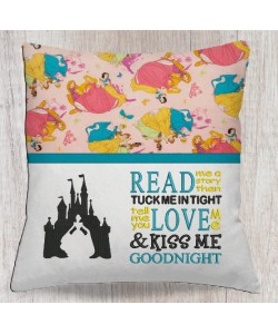 Cinderella Castle with read me a story