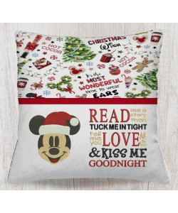 Mickey Christmas with Read me a story
