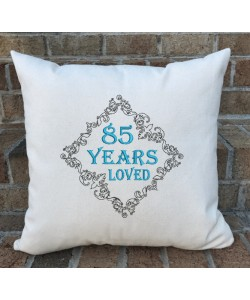 85 Years Loved Birthday Gifts for Women