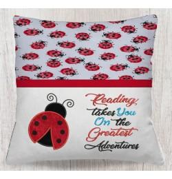 Ladybug WITH reading takes you