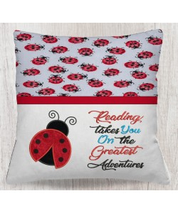 Ladybug WITH reading takes you