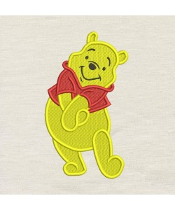 Pooh Embroidery
