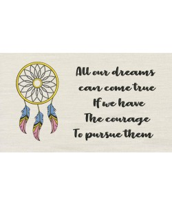 Dream catcher all our dreams V2
