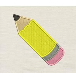 Pencil embroidery v2