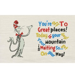 Dr-Seuss v2 with You're off to Great Places v2