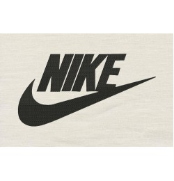 Nike Embroidery Design