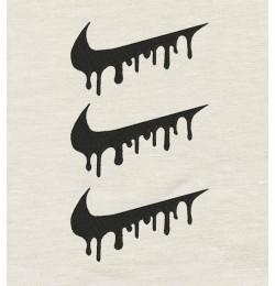 Nike Triple v2 Embroidery Design