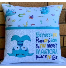 Pout pout fish with between the pages designs