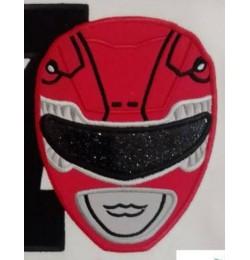 Power Ranger Red v2 design