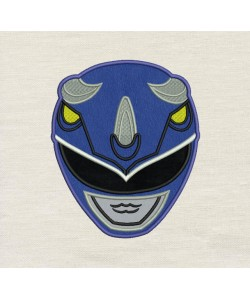 Power Ranger Blue