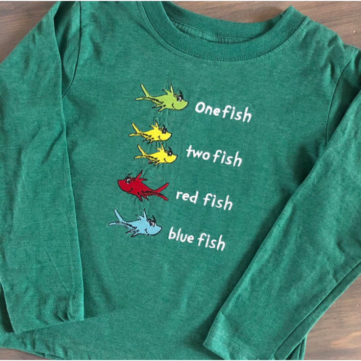 One fish two fish design