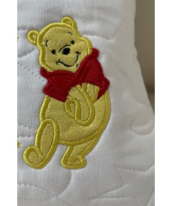 Pooh applique Design