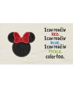 Minnie Head I Can Read