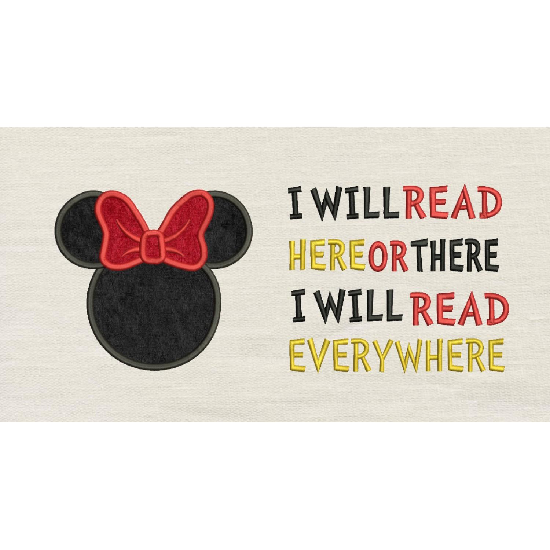 Minnie Head i will read