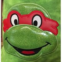 Ninja Turtle Machine Embroidery