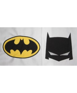 Batman Mask with Batman Logo