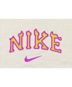 NIKE DOT Embroidery