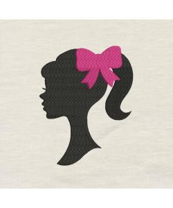 Barbie Design Machine Embroidery