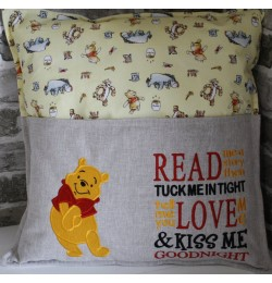 Pooh with read me a story