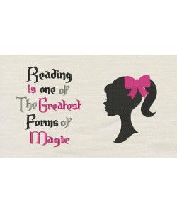 Barbie with Reading is one